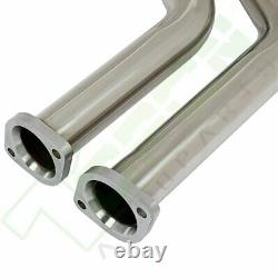 Stainless Racing Cat/catback Mid+down Pipe Exhaust System Pour 99-06 Bmw E46 M3