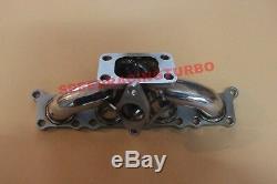 T3 Inox Racing Turbo Pour 97-06 Exhaust Manifold A4 B5 B6 / 1.8t Sedan 4 Portes