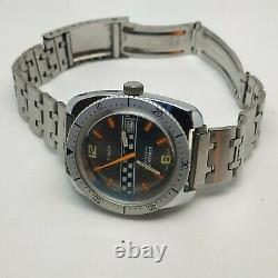 Vintage Vintage Timex F1 Rallye Rally Critment Style Style