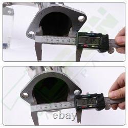 X/y-pipe Downpipe Exhaust Pour 350z Z33/g35 Pour V35 Vq35de 03-07 Racage Des Carburants