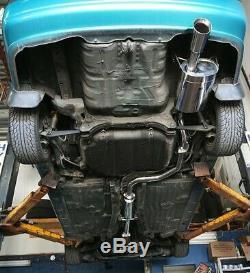 Yonaka 92-00 Honda CIVIC Eg Ek Performance Catback Échappement Silencieux Silencieux 2dr 4dr